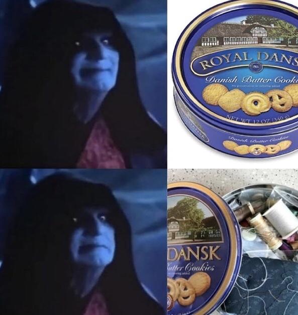I thought episode nine was a decent film - meme