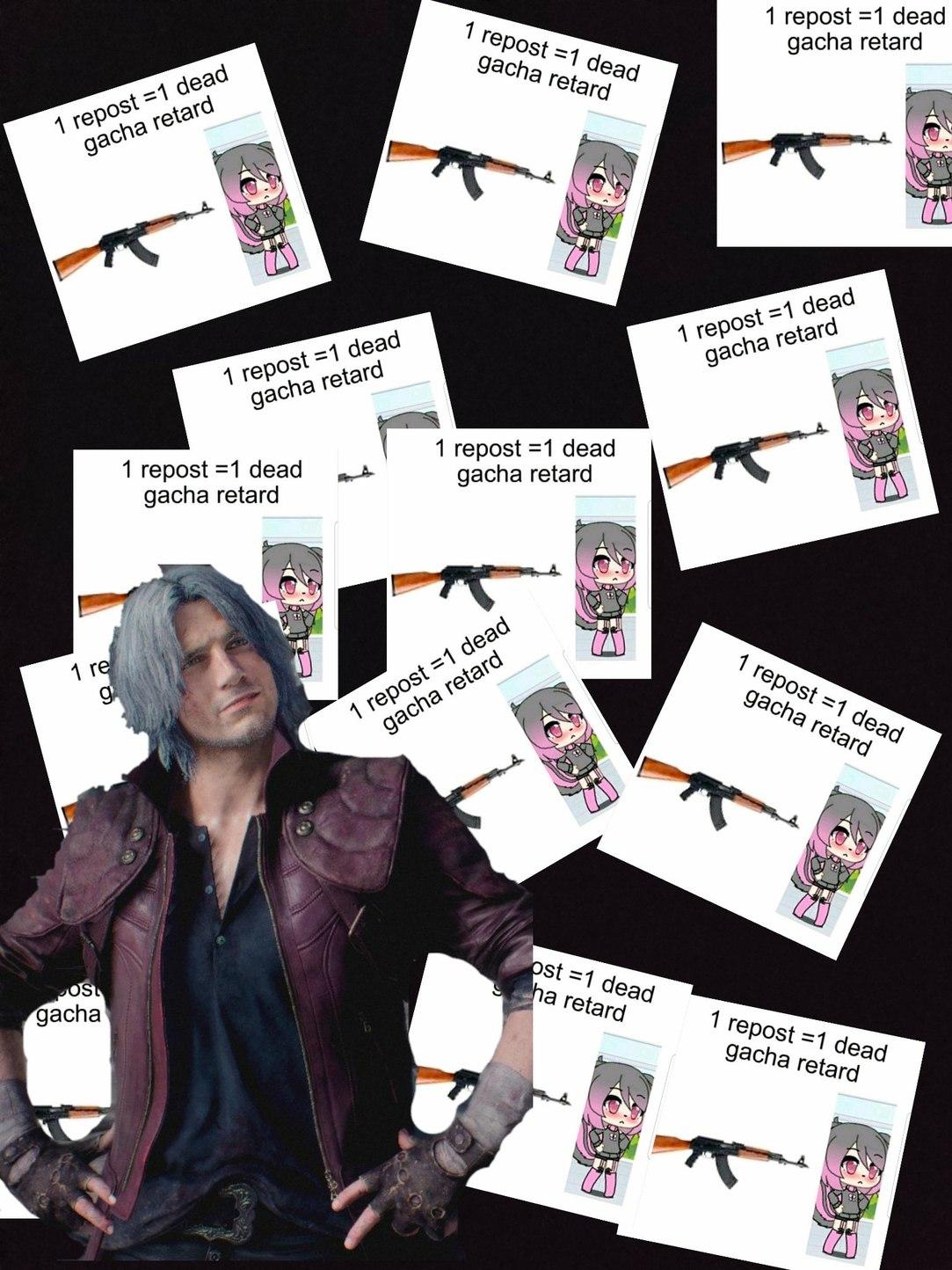 Dante Capo - meme
