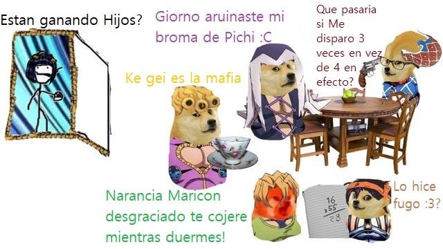 MAFIA Homosexual - meme