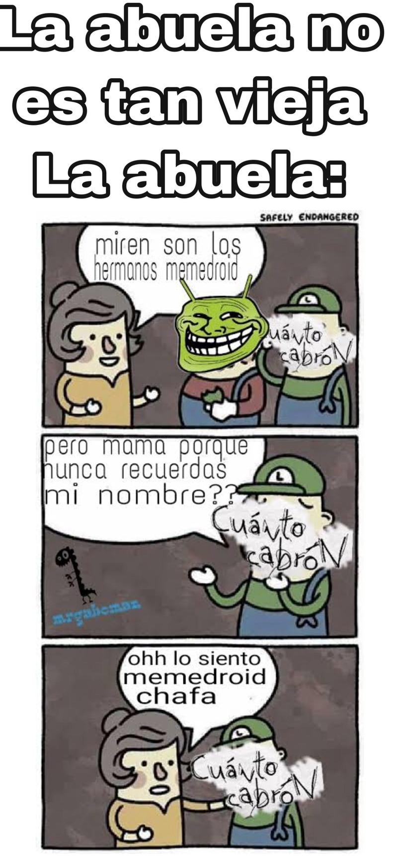 tremendo trolo - meme