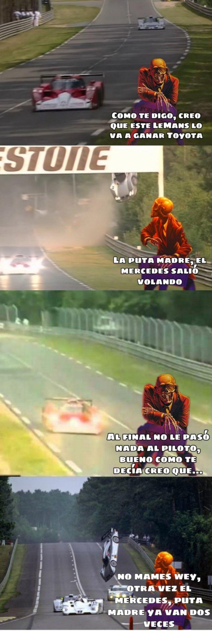Aeropuerto internacional de Le Mans, Mercedes Benz Airlines - meme