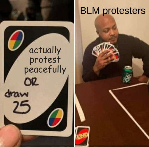 BLM - meme