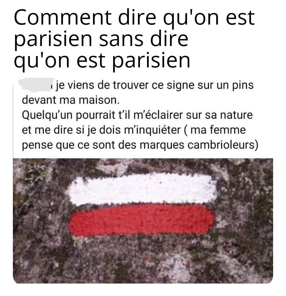 Parisiens! - meme