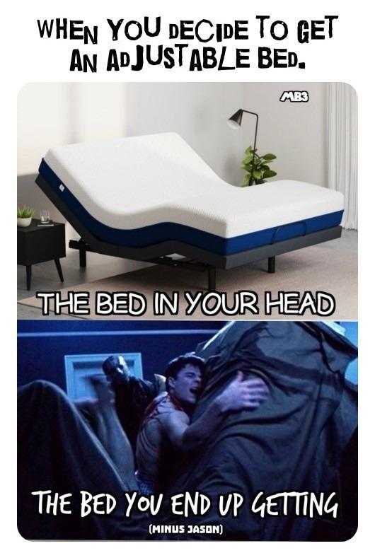 Bedtime - meme