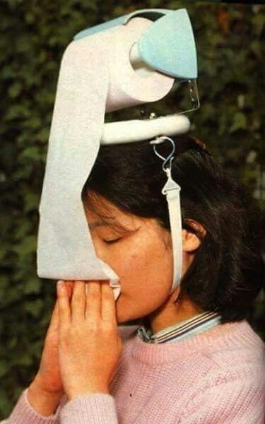 Y faut trop ça quand t'as un rhume  - meme