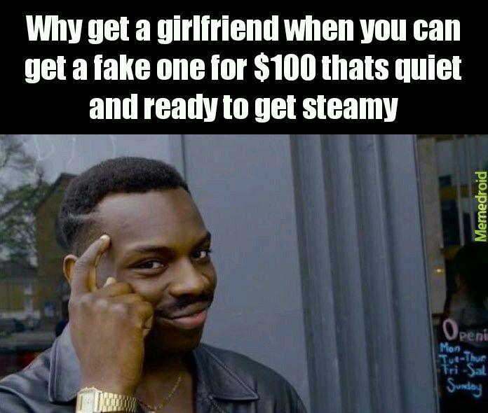 Saving up ;) - meme