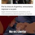 Argentina en 2018 ah