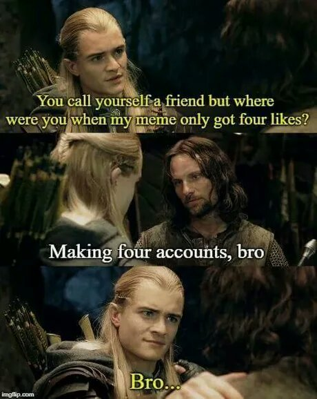 Bromance best - meme