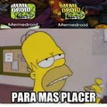 Mucho mas placer