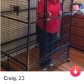 Swipe him