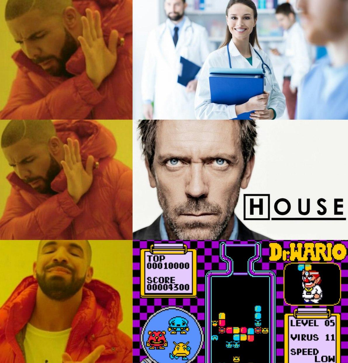 El mejor doctor del mundo esta aquí - meme