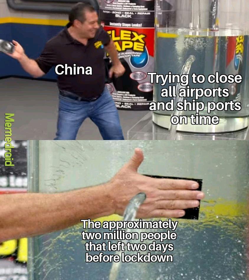 Flexfail - meme