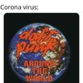 Corona a favorite songe