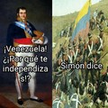 Simon dice independencia