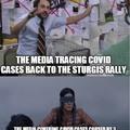 At least the media is unbiased