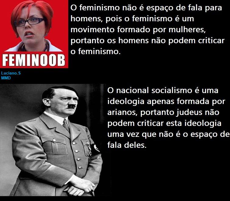 Nacional Feminismo - meme