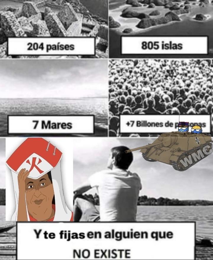 Chávez anime no es un invento, es un sentimiento - meme