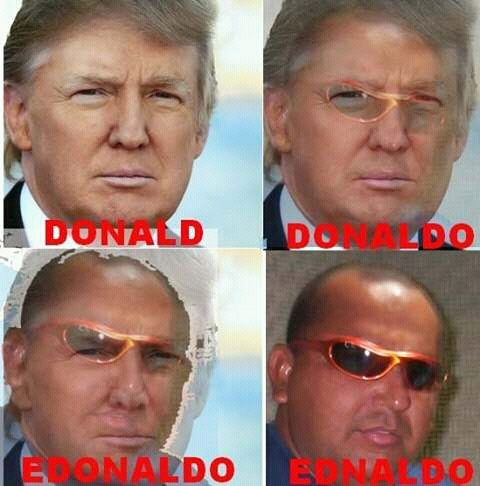 EDONALDO TRUMPEREIRA - meme