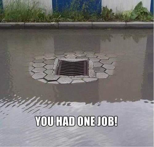 Damn builders - meme