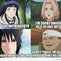 Naruto's real love