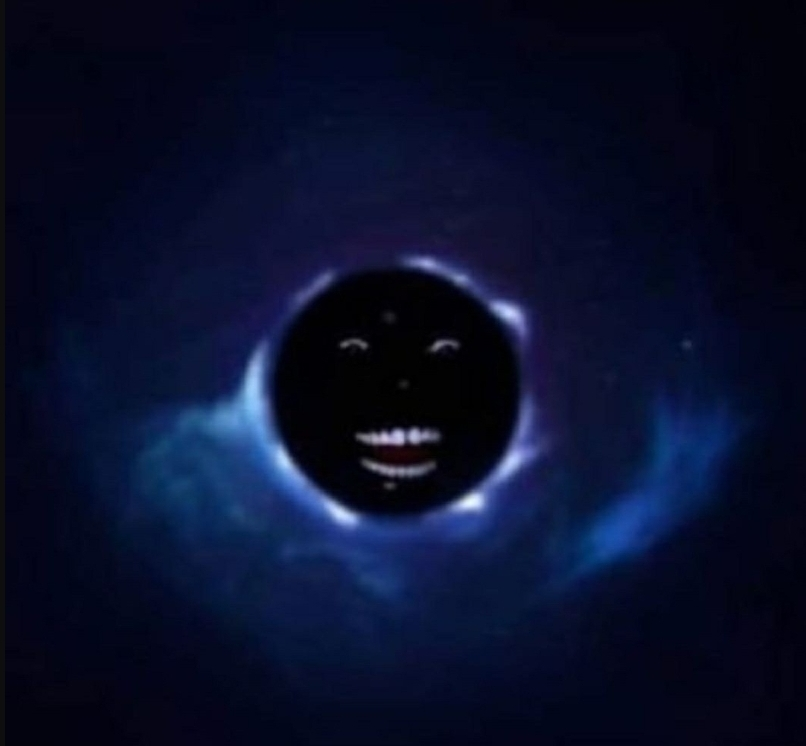El agujero de fortnite - meme