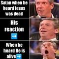 Gospel meme