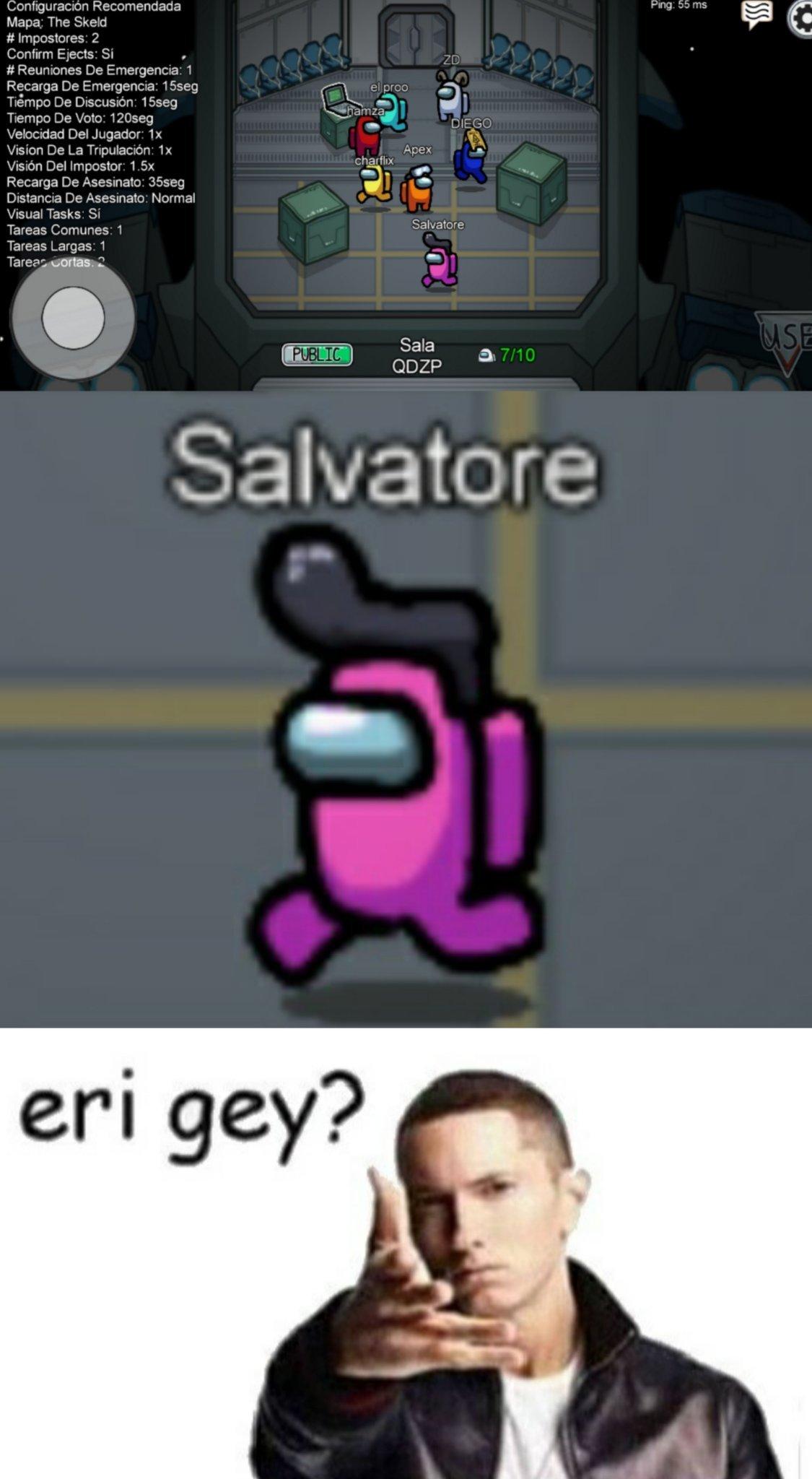 Eri gey? - meme