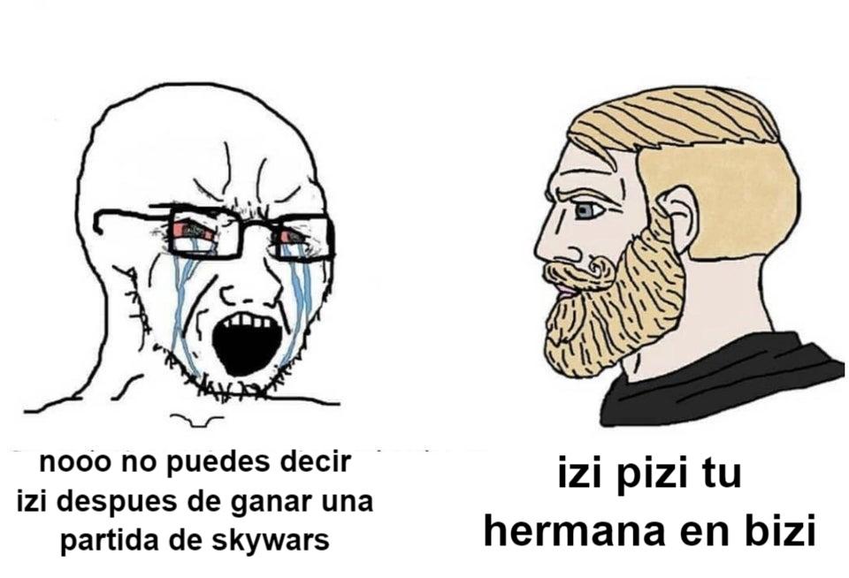 izi - meme