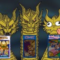 CONTEXTO: Los tres venían en un mismo arcade llamado Three Wonders