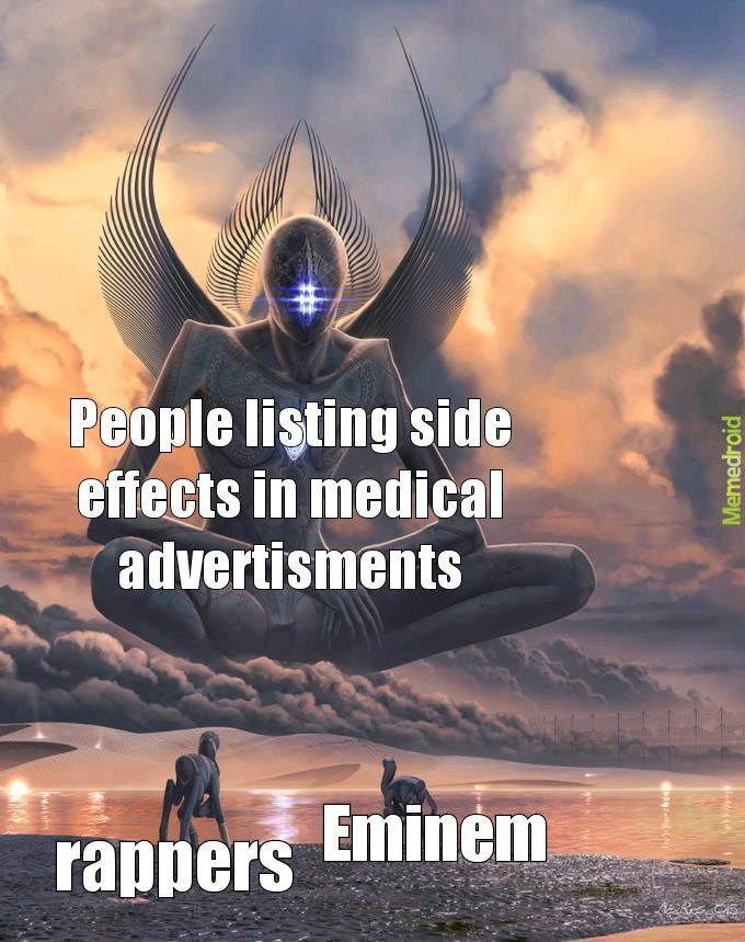 Side effects - meme
