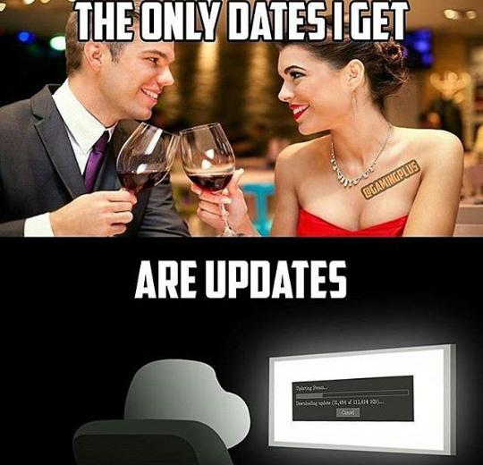 Time to upgrade fellas - meme