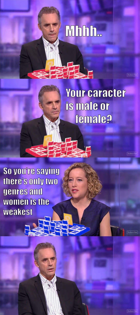 Don't assume someones gender. - meme