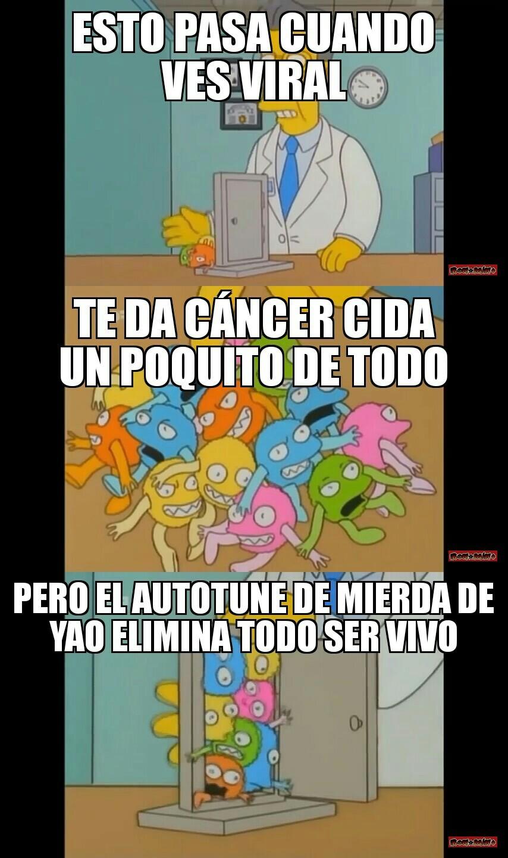 Yao Cabrera mejor influencer - meme