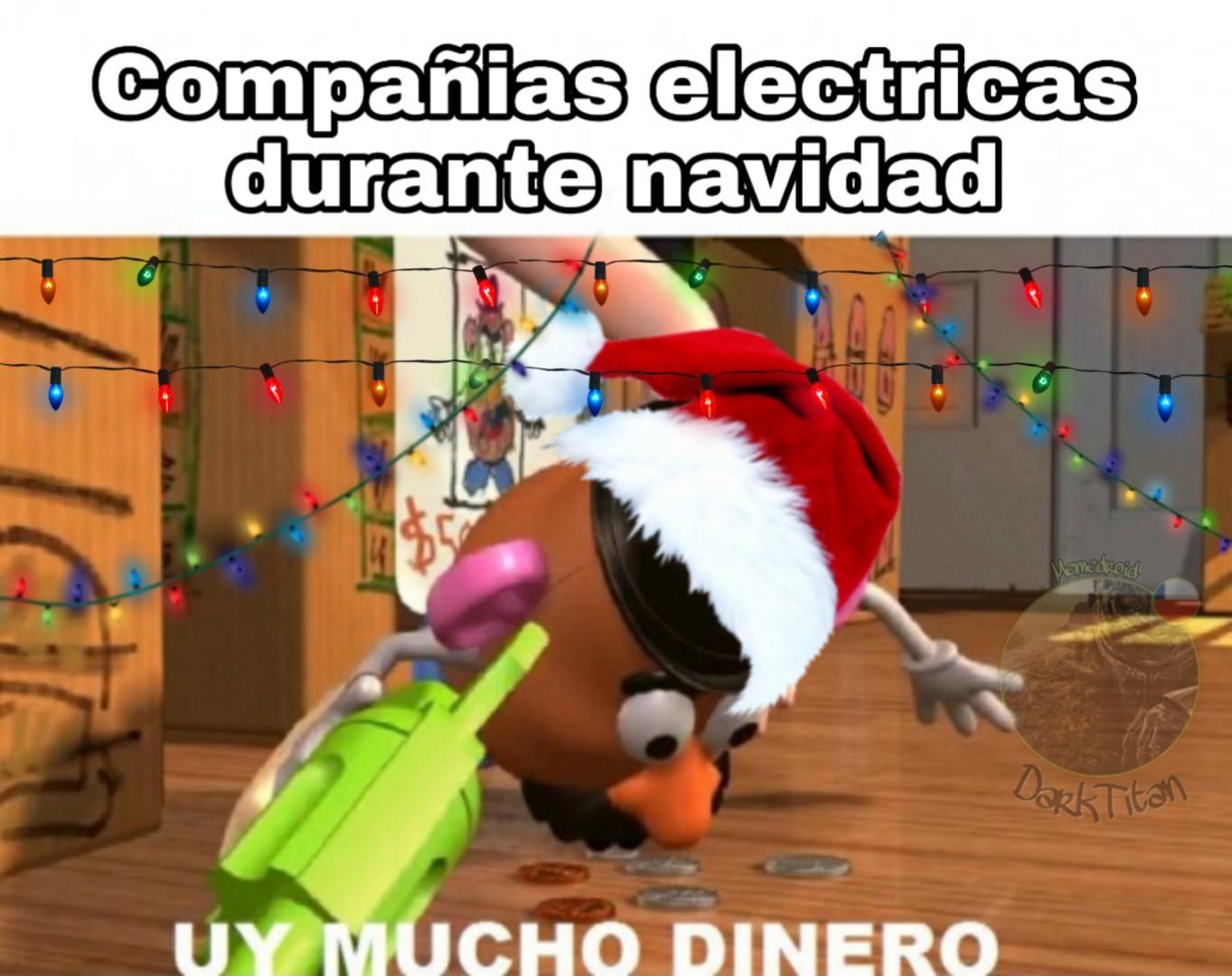 Feliz navidas a todos :) - meme