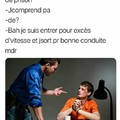Je comprends PAS