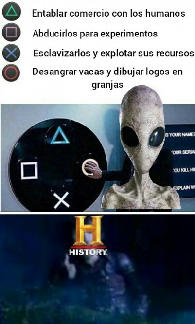 History channel - meme