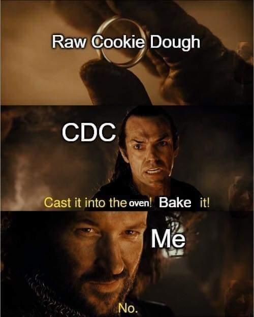 I'm taking it all for myself! - meme