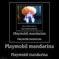 Playmobil mandarina
