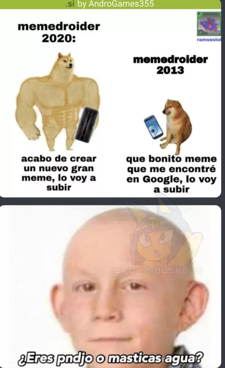 Al Revez wacho - meme