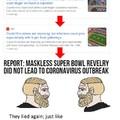 Super Spreader Spike Hoax Part Three.....