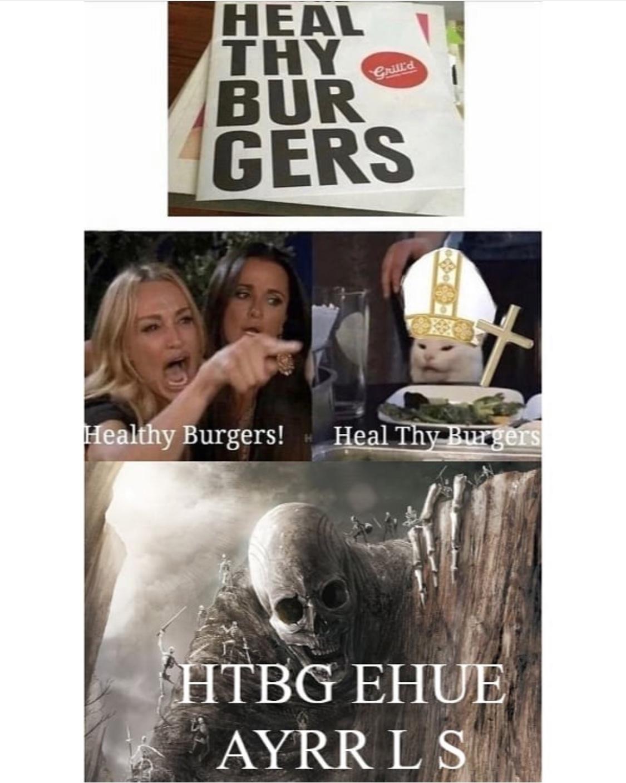 Burger - meme