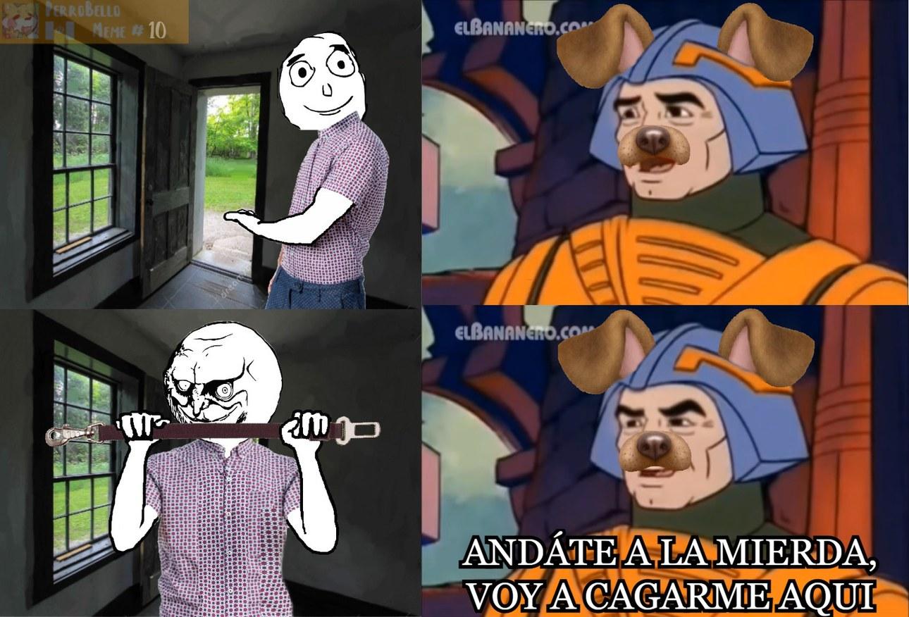 perro Basado - meme