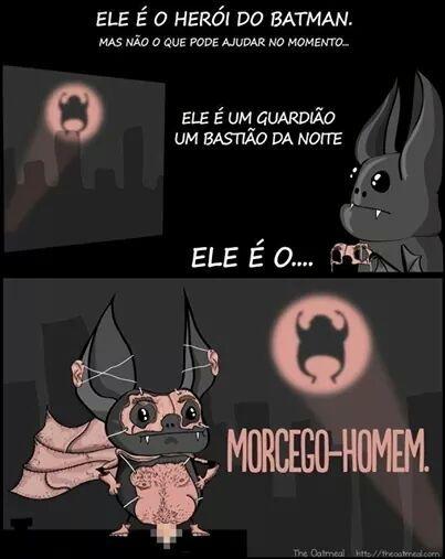 Nãnãnãnãnã Batman... - meme