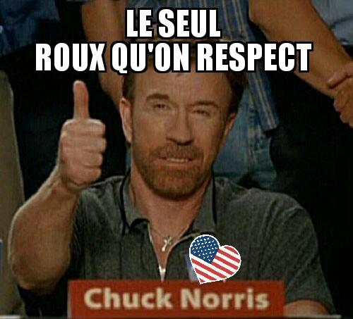 Chuck le Boss - meme
