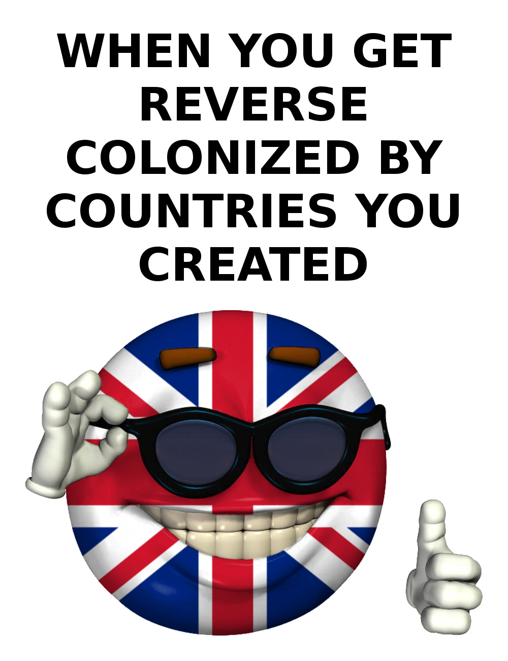 Britbong - meme