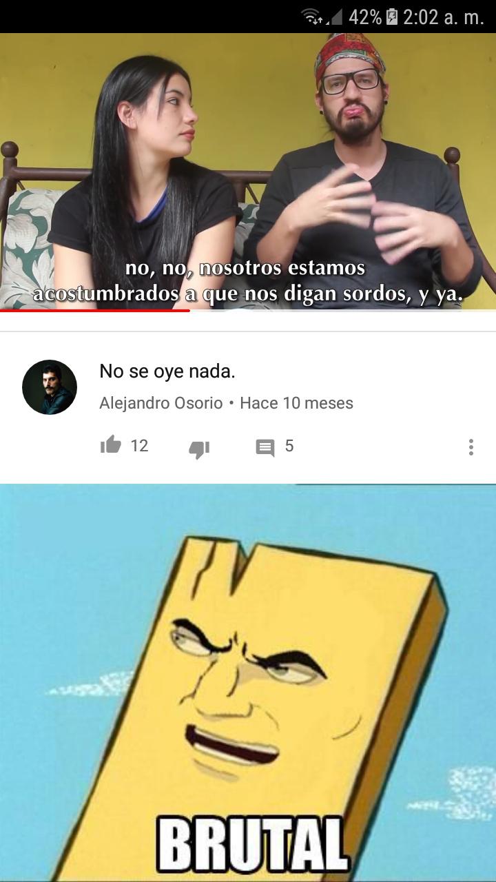 No se lee nada - meme