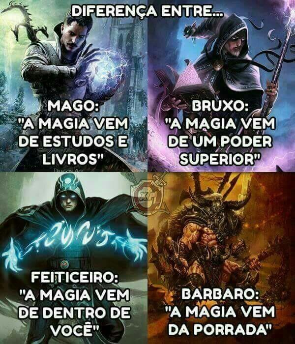 Magos=gueis - meme