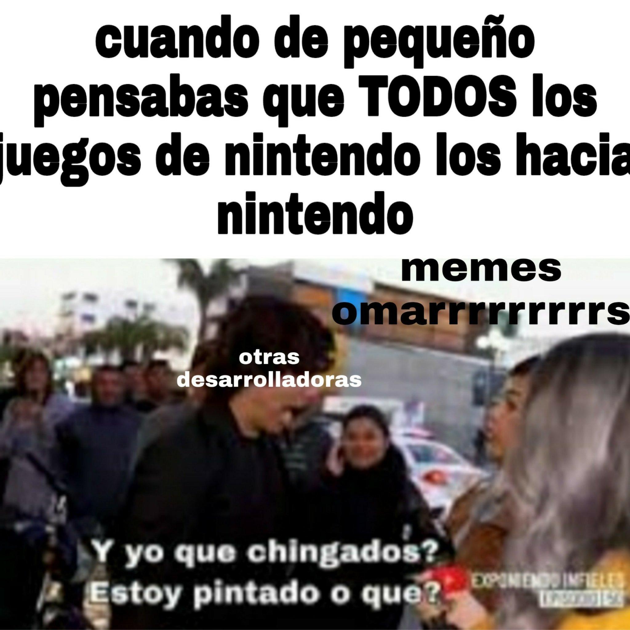 niegamelo - meme