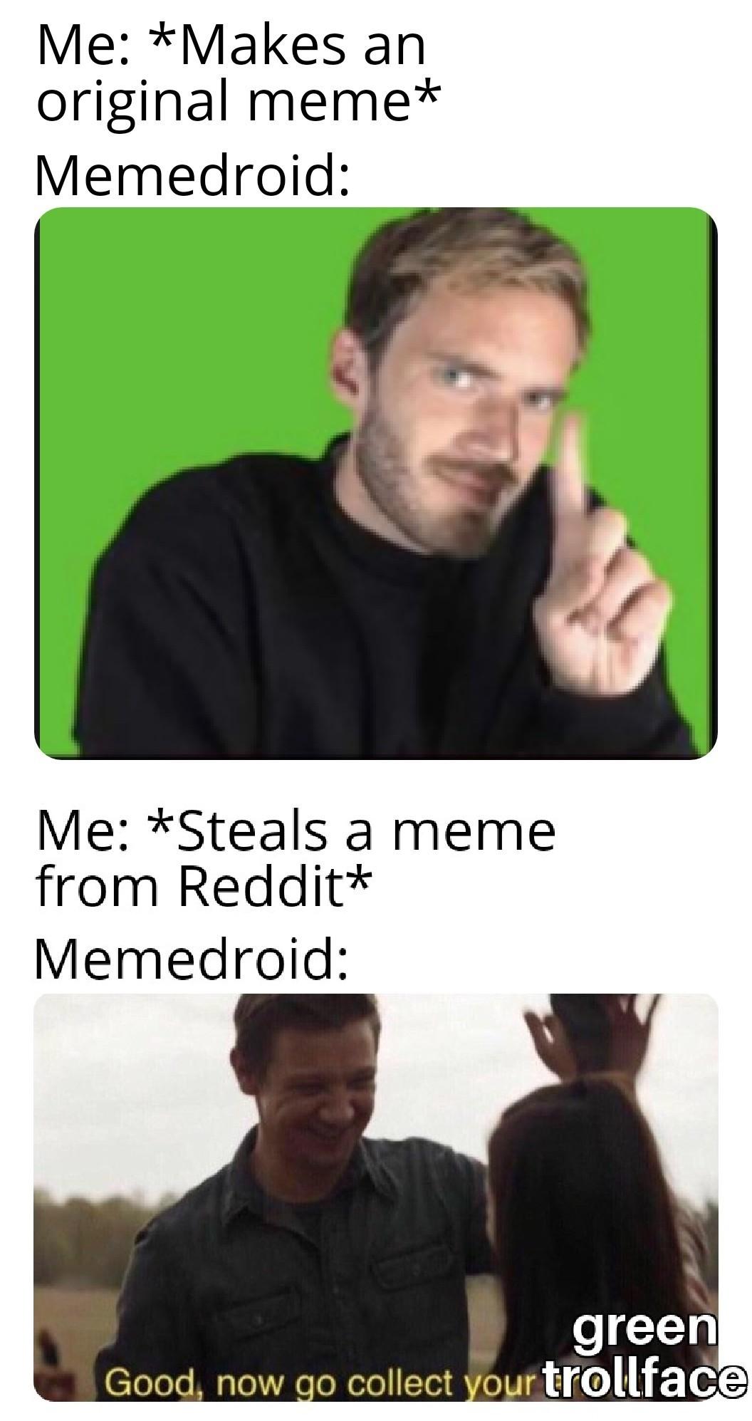 Iz true - meme