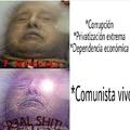 Allende pa mi huerto Pinochet para mi cielo